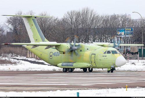 Máy bay vận tải quân sự của Nga lần đầu tiên cất cánh