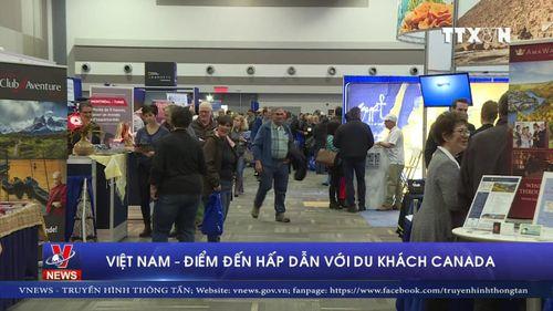 Việt Nam – Điểm đến hấp dẫn với du khách Canada