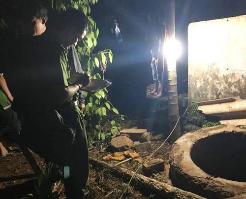Người đàn ông tử vong dưới giếng sau 3 ngày mất tích