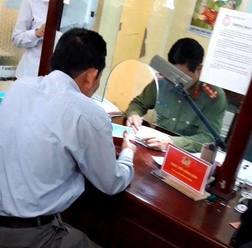 Vụ 'ngã giá làm hộ chiếu' nhanh: Thanh tra công an Hải Dương vào cuộc