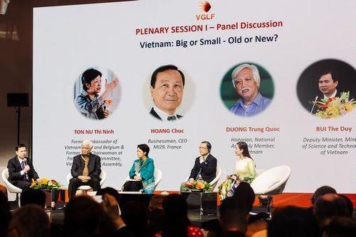 NTK Đỗ Trịnh Hoài Nam là khách mời danh dự của Vietnam Global Leaders Network