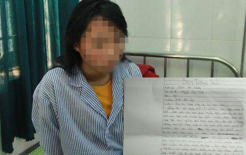 Kinh hoàng bản tường trình của 5 học sinh đánh hội đồng, lột quần áo nữ sinh lớp 9 ở Hưng Yên