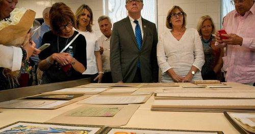 Khánh thành trung tâm bảo tồn những tác phẩm của Hemingway tại Cuba