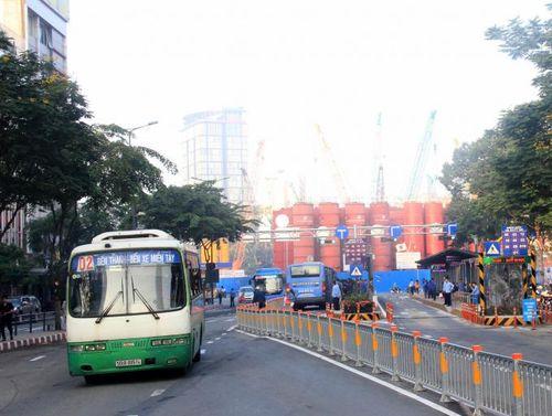 TP. Hồ Chí Minh ứng dụng công nghệ thúc đẩy phát triển xe buýt