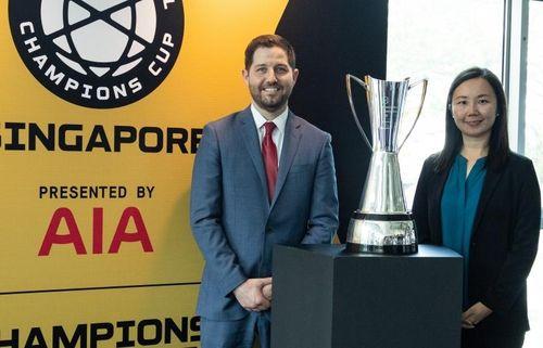 Cơ hội trúng vé xem Cúp bóng đá các nhà vô địch quốc tế 2019