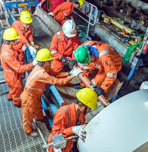 NCSP: 11 năm vận hành đường ống khí Nam Côn Sơn liên tục, an toàn