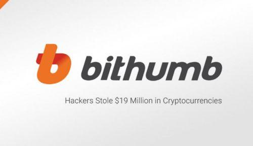 Tin tặc đánh cắp 19 triệu đô la từ sàn giao dịch tiền điện tử Bithumb