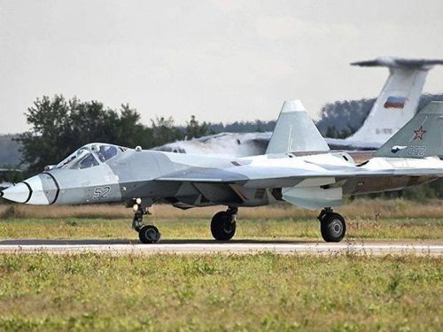 Nga định mời Trung Quốc, Thổ Nhĩ Kỳ mua tiêm kích Su-57E
