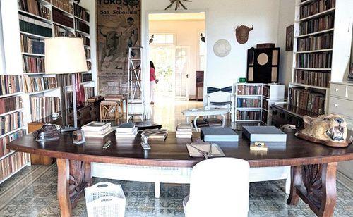 Trung tâm bảo tồn di sản văn học của Ernest Hemingway