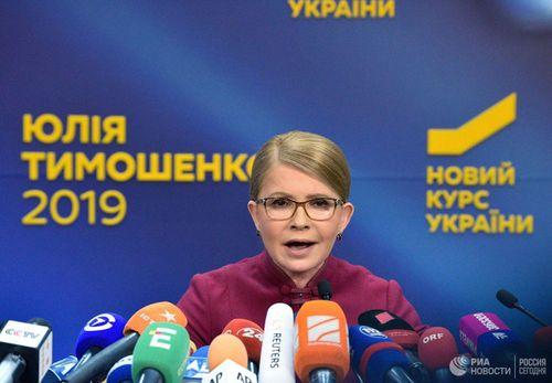 Vì sao bà Tymoshenko 'không dám' khiếu nại gian lận bầu cử tổng thống Ukraine?