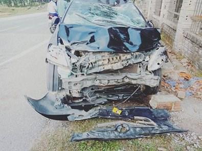 Hai nam thanh niên tử vong sau va chạm giao thông
