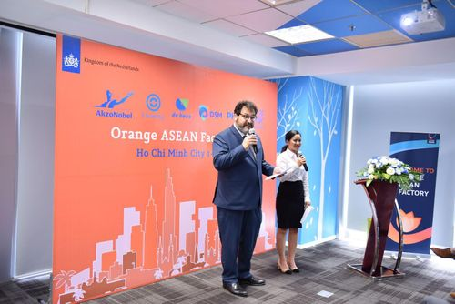 Các bạn trẻ Việt Nam, Hà Lan và Đông Nam Á thảo luận về phát triển đô thị bền vững