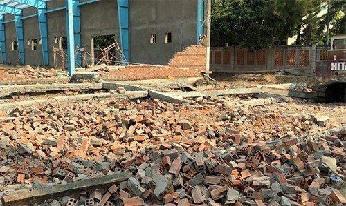 Lập đoàn kiểm tra sau tai nạn sập công trình làm 6 người chết ở Vĩnh Long