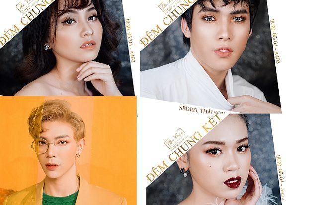 Cực hot: Top 10 thí sinh The Face Of Law hứa hẹn bùng nổ cực 'chất' tại đêm chung kết