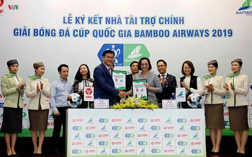 Vô địch Cúp Quốc gia Bamboo Airways 2019 nhận 1 tỷ đồng