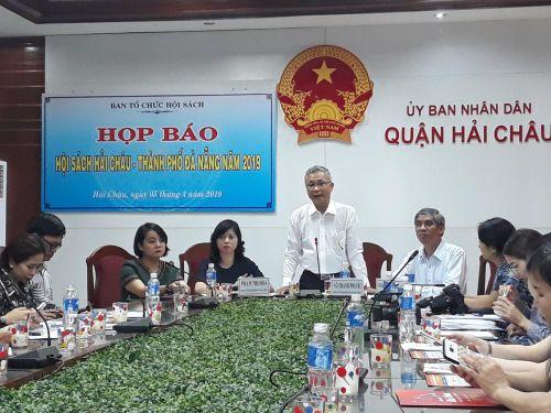 Nhiều hoạt động dành cho HS, SV tại Hội sách Hải Châu (Đà Nẵng) 2019