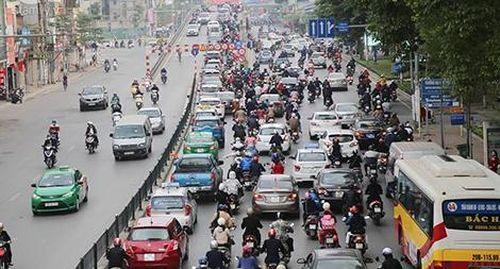 3.000 xe taxi các tỉnh giáp ranh chạy chui tại Hà Nội