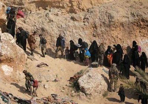 Vì sao khủng bố IS vẫn 'sống khỏe' dù bại trận?