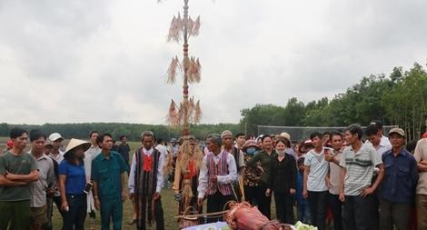 Phá Bàu - Lễ hội đặc sắc của người Khmer Bình Phước