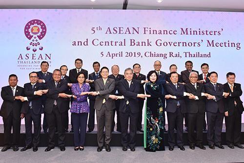 Khai mạc Hội nghị Bộ trưởng Tài chính ASEAN lần thứ 23