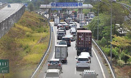 Nguy cơ mất an toàn trên đường cao tốc TP.Hồ Chí Minh - Long Thành - Dầu Giây