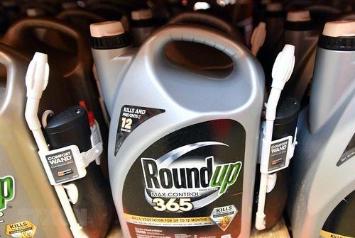 Tòa án Mỹ kết luận thuốc diệt cỏ Roundup của Monsanto gây ung thư