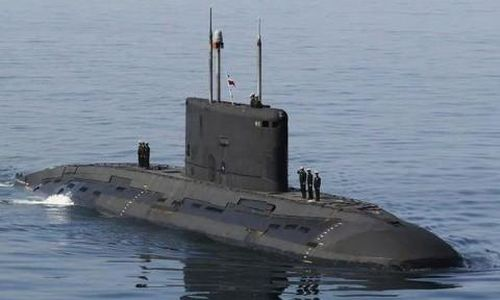 Tàu ngầm phát nổ tại xưởng, ba binh sĩ Iran thiệt mạng