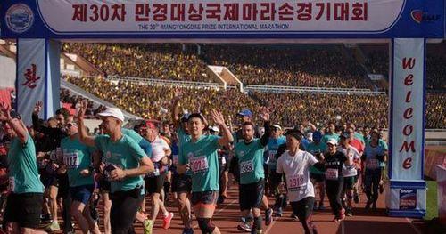 Du khách tăng vọt: Triều Tiên 'nóng hổi' sự kiện thể thao hoành tráng