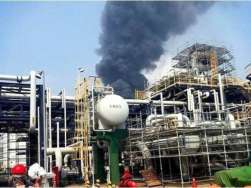 Không có lao động Việt Nam làm việc tại nhà máy hóa chất ở Đài Loan vừa xảy ra vụ nổ