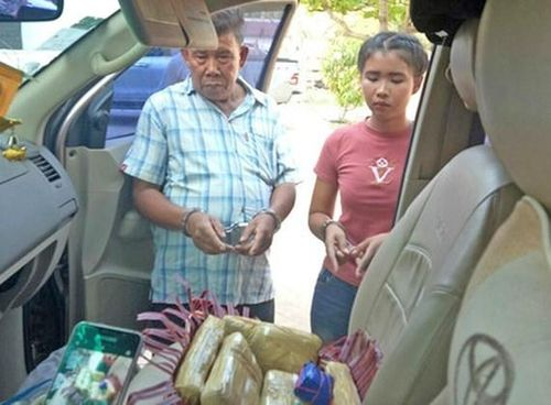 Triệt phá đường dây buôn ma túy tổng hợp từ Lào vào Việt Nam