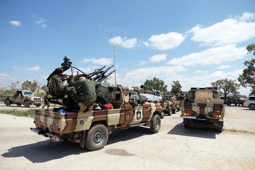 Tripoli sắp 'thất thủ', Mỹ yêu cầu quân đội Haftar ngừng tấn công ngay lập tức