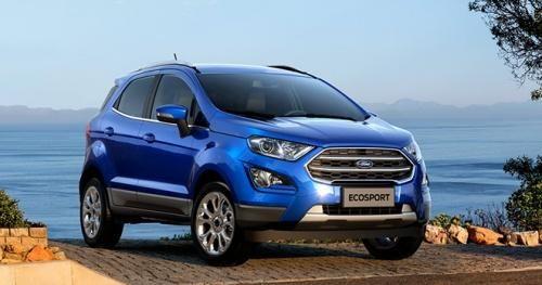 Chiếc ô tô SUV 'hot' của Ford đang được giảm giá 40 triệu đồng/chiếc tại Việt Nam