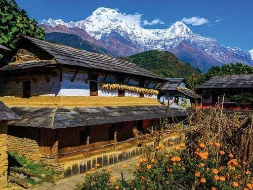 Trekking Khopra, cung đường mới trên dãy Himalaya