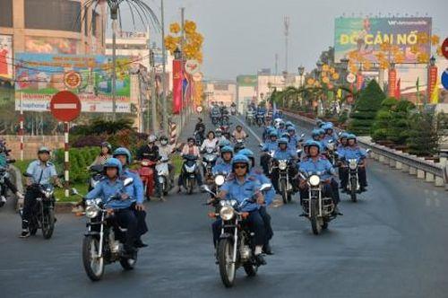 Xử lý 1.022 trường hợp vi phạm trật tự an toàn giao thông