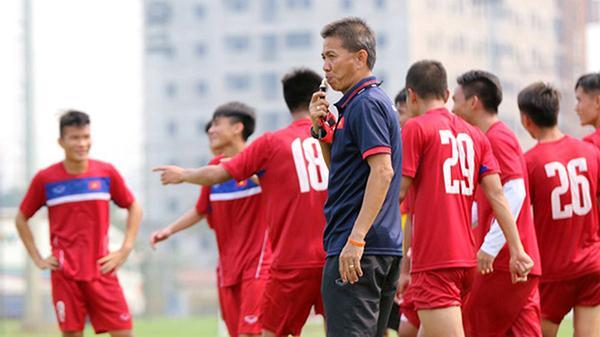HLV Hoàng Anh Tuấn bắt đầu chu kỳ thứ 3 cùng U.19