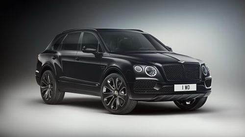 Bentley ra mắt gói nâng cấp 'Design Series' cho Bentayga V8