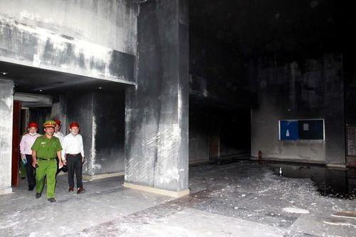 Vụ cháy chung cư Carina: Kiến nghị xử lý trách nhiệm đơn vị quản lý