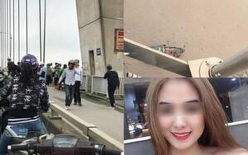 Cô gái xinh đẹp để lại thư tuyệt mệnh trên cầu Bính bất ngờ gọi điện về cho gia đình thông báo còn sống