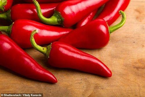 Hợp chất tự nhiên capsaicin từ ớt có tác dụng trị ung thư phổi