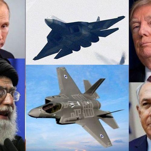Làm 'thẩm phán' phân xử tranh cãi Iran và Israel, tình hình vẫn đang có lợi cho Nga ở Syria?