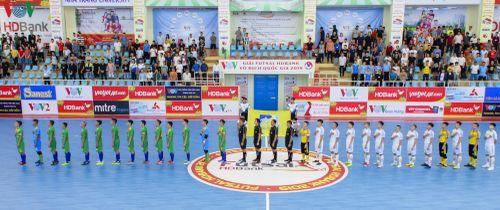 Lượt 4 vòng loại Giải futsal HDBank VĐQG: Đà Nẵng đè bẹp Quảng Nam