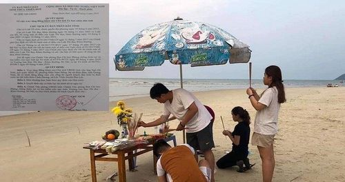 Thừa Thiên - Huế tặng bằng khen chàng trai trẻ liều mình lao xuống biển cứu 2 nữ sinh