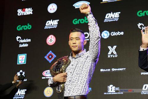 Võ sĩ Martin Nguyễn quyết bảo vệ đai vô địch thế giới