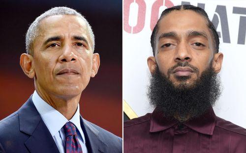 Ông Obama đọc thư tưởng niệm rapper Mỹ vừa bị bắn chết