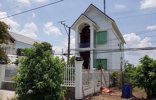 Bác tin Phó Bí thư Thị ủy ở Vĩnh Long xây biệt phủ hàng chục tỉ đồng