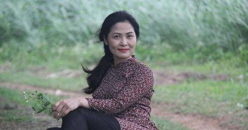 Nhan sắc xinh đẹp của 'vợ' NSƯT Trung Anh