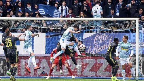 Juventus vỡ mộng vô địch sớm sau trận thua sốc trước SPAL
