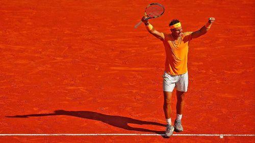 Monte Carlo Masters: Nadal quay trở lại, nhắm đến danh hiệu thứ 12