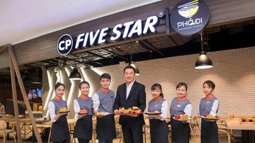 C.P. Việt Nam ra mắt mô hình nhà hàng mới, đặt mục tiêu 2.000 cửa hàng trong 3 năm
