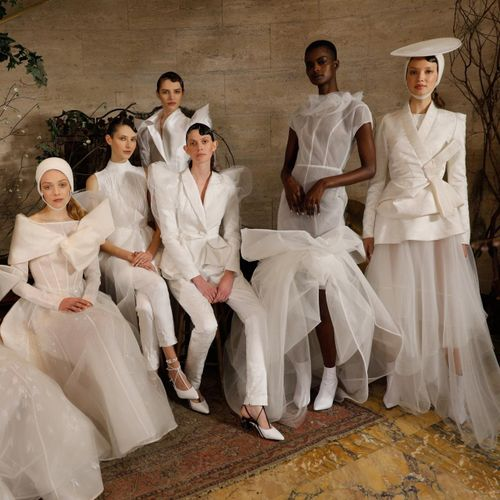 NTK Phương My trình làng loạt váy cưới lộng lẫy tại New York Fashion Week Bridal